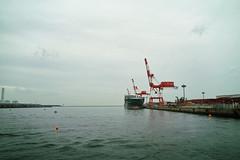 Osaka Port (sprout+) Tags: sea port sigma osaka dp1