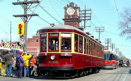 Peter Witt streetcar, from Toronto