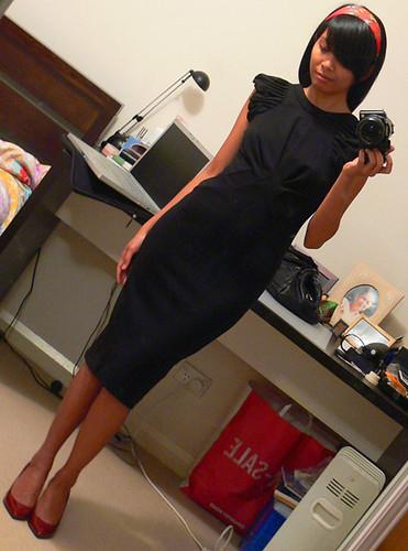 zac posen ponti dress