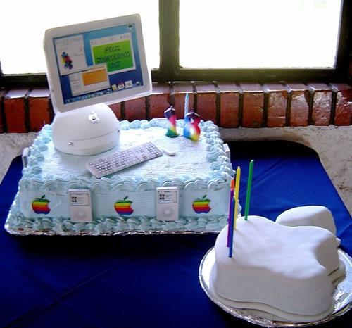 Imac Cake