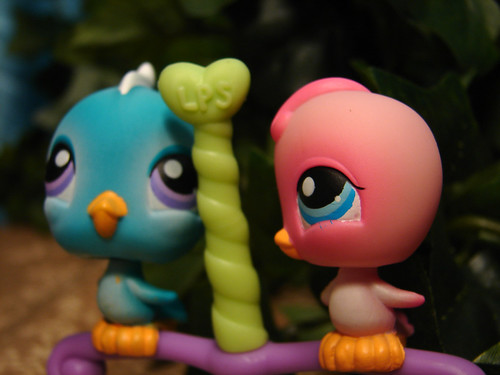 Littlest Pet Shop by A Tribute 2 Toys.