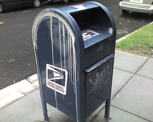 Mailbox washington DC
