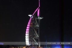 Burj Al Arab (Close Up) Color - Dubai #1 (Sarah Al-Sayegh Photography   www.salsayegh.com) Tags: nikon dubai burjalarab  d300   nikond300