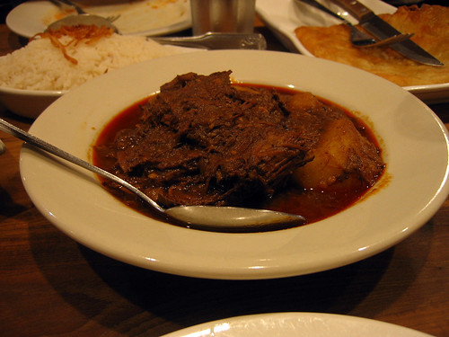 Burmese beef curry