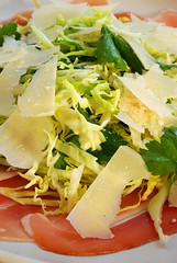 Prosciutto and Cabbage Salad© by Haalo