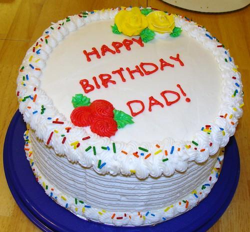 Birthday Cake For Dad Daniel Radcliffes