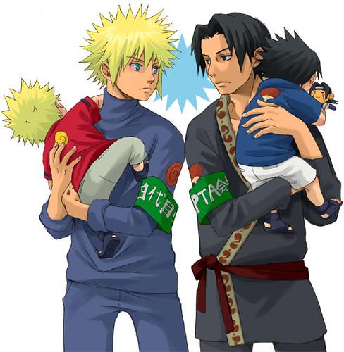Naruto~Born Rivals~
