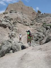 Climbing Castle Trail