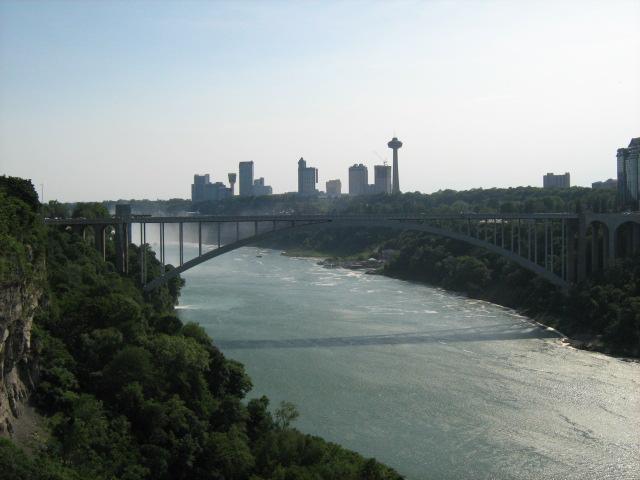 Niagara Falls Skyline