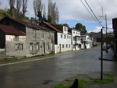 Chile: Chonchi in Chiloé