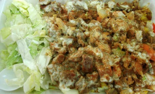 Adham's Halal Food