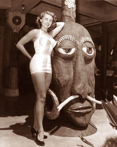 Bali Hai Beauty, circa 1953