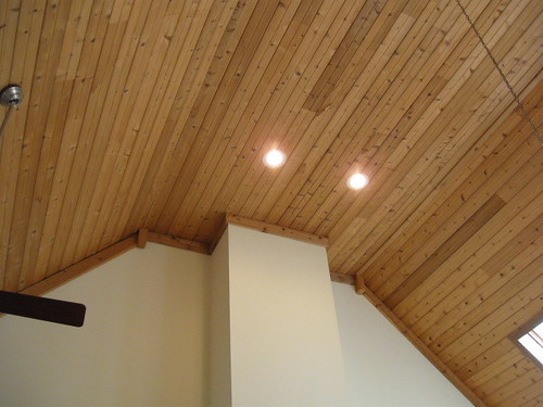 What Paint Color With Exposed Cedar Ceilings Thenest