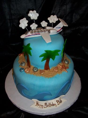 Cake for a Pilot