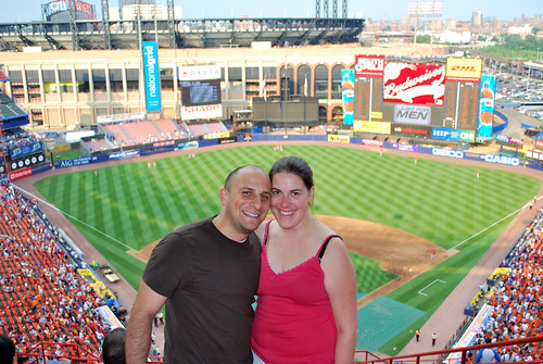 us at mets game edit