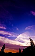 Crepusculo,Twilight (david A.F Photography) Tags: españa colors clouds twilight spain sigma colores girona catalunya crepusculo 1020mm siluetas cataluña espanya nuves siluets canoneos40d davidafphotography
