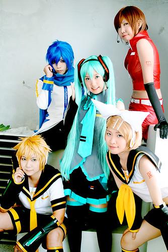 Vocaloid Cosplayers 2723665940_213c4abdc6