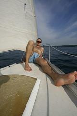 Piran 26.07.2008 (Igusia&Marek) Tags: sailing slovenia piran yachting