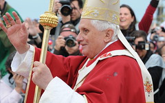 The Holy Father, Pope Benedict XVI