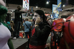 San Diego Comic Con 2008 443 (Foenix) Tags: costumes sandiego cosplay marvelcomics sdcc mistersinister sandiegocomicconvention sdcc2008 nathanielessex nathanmillbury