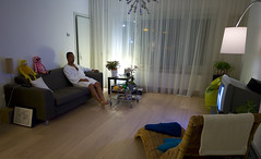 52 33 Chillax (Stewart Leiwakabessy) Tags: wood light selfportrait plant ikea lamp self project living tv chair floor 33 room livingroom couch stewart benjamin lamps weeks drapes 52 karlskrona flateric leiwakabessy stewartleiwakabessy stewartleiwakabessy mrjummy