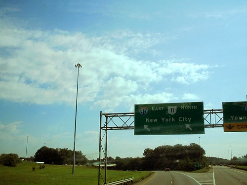 this way to New York City