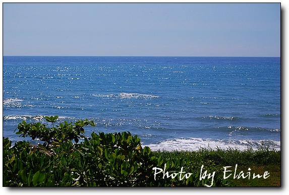 太平洋的浪濤聲