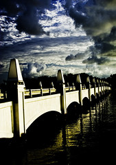 Bridge to the Stars (eyecbeauty) Tags: bridge miami starisland platinumgolddoubledragonawards