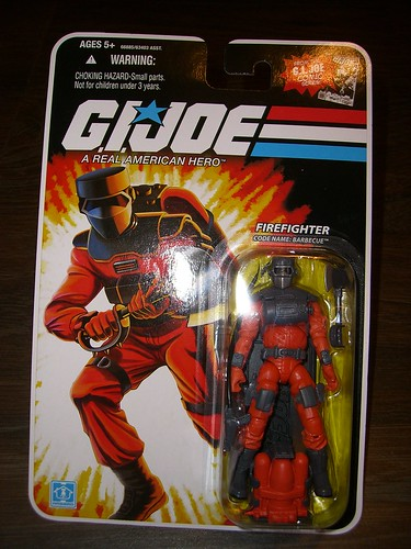 G I Joe 25th Anniversary Barbecue