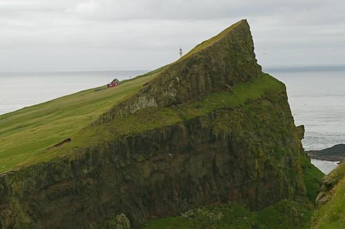 Faroe Islands - Mykineshólmur