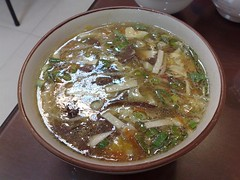 Spicy and Sour Soup