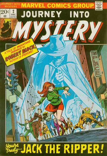 Journey into mystery vol2 2