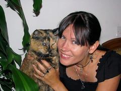 Flcki und die Meisterin (chrchr_75) Tags: party cats schweiz switzerland kat suisse swiss gato bern christoph svizzera berne katzen berna kttur 0809 suissa  kanton chrigu chrchr hurni chrchr75 chriguhurni albumfamilie