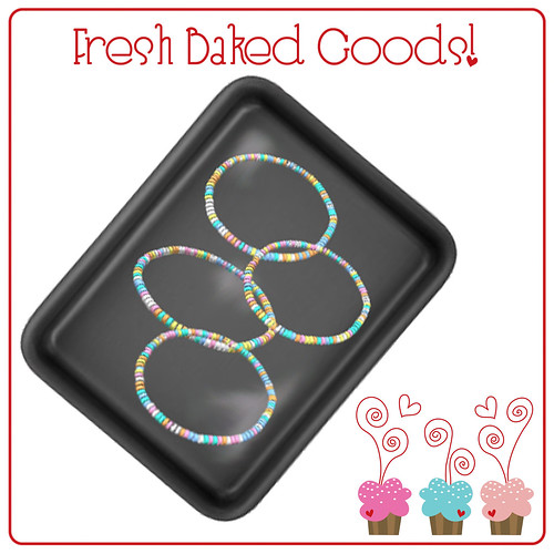 ~* Fresh Baked Goods*~ Time For Candy Necklace Set