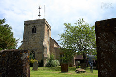 Brill Church Ghost (Uncle Berty) Tags: uk england church graveyard ghost berty brill bucks smalls hp18 robfurminger