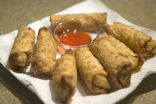 Homemade Eggrolls