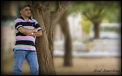 Soul Searching (Maverick :: Photography) Tags: portrait soul dslr yesterday saudiarabia soulsearching onlythebestare theperfectphotographer sonyalphadslra200 philippinephotographicsociety