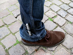 Sögreni Bicycle Trouser Clip
