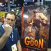 Sean McNally and his Goon movie Poster