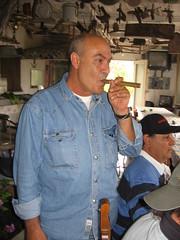 cohiba (cicipeis) Tags: sardegna italy sardinia artista alghero cohiba pittore guspini cicipeis memorycornerportraits