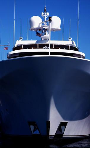 Mega-Yacht Newport RI