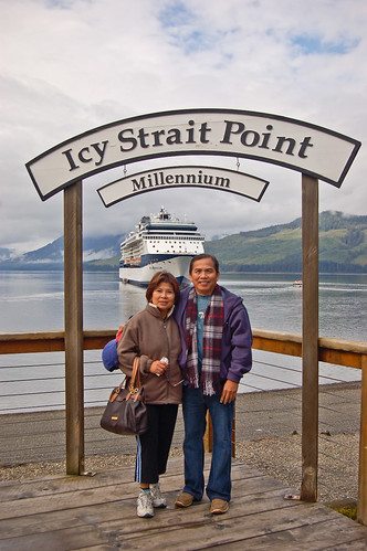 Icy Strait Photo Op