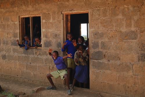 Miti Mingi Primary School, Kenya