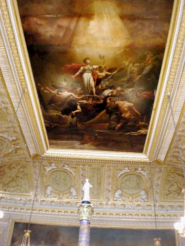 Cool Ceiling painting