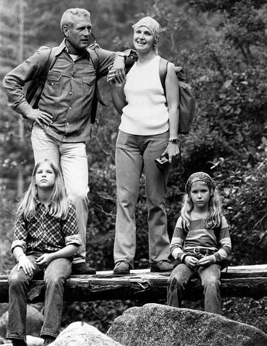 La familia Newman