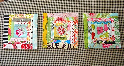 3 more quilt blocks