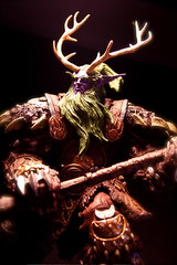 Night Elf Druid: Broll Bearmantle (chanchan222) Tags: world 2 night toys dc vinyl warcraft elf druid unlimited figures pvc broll danchan danielchan bearmantle chanchan222 wwwchanofamericacom chanwaibun httplifeofplasticcom