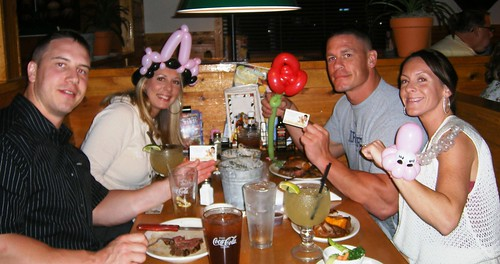 John Cena and Friends