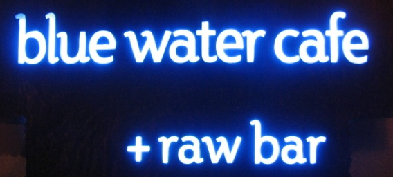 Blue Water Cafe