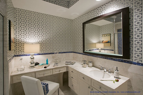 Ramblewood at North Hills Townhomes Master Bathroom,house, interior, interior design